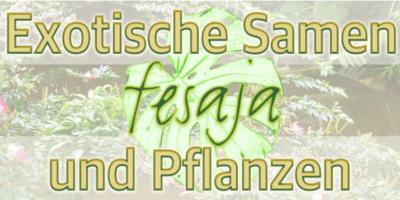 Exotische Samen und Pflanzen. fesaja.