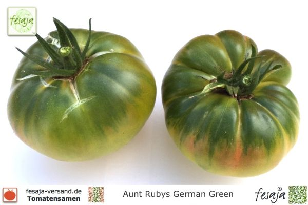Aunt Rubys German Green